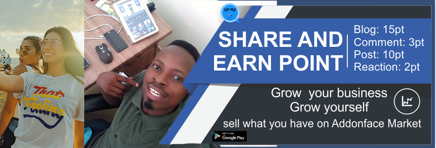post to earn on addonface