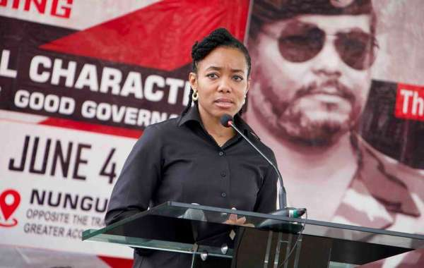 OLD YOUR LEADERS ACCOUNTABLE – ZANETOR RAWLINGS CHARGES
