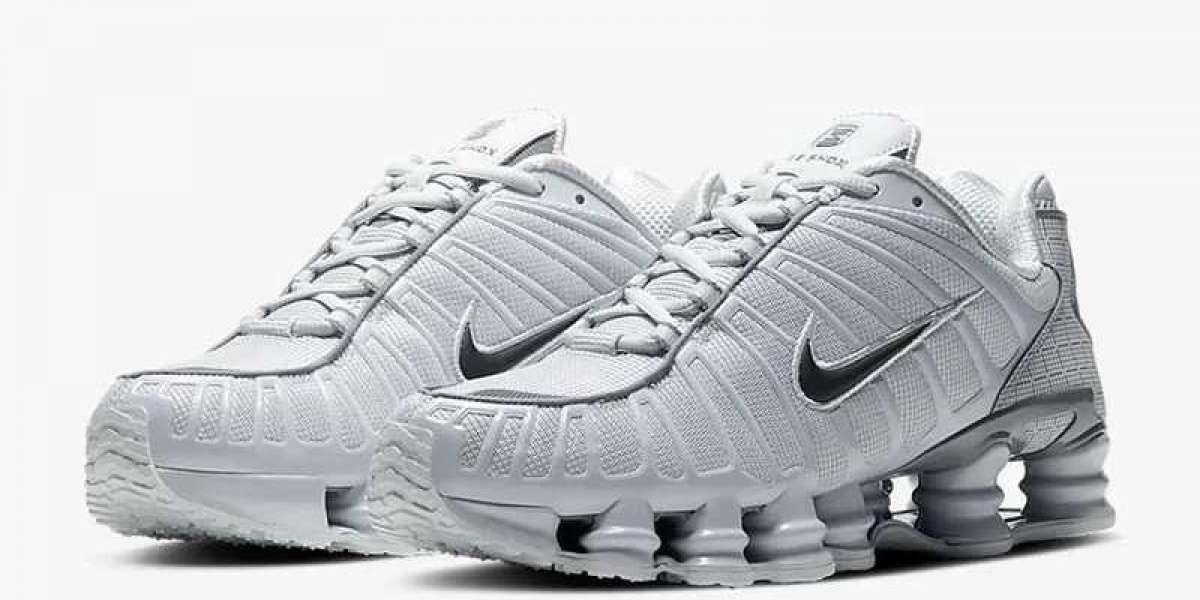 2020 Nike Shox TL Pure Platinum Coming Soon