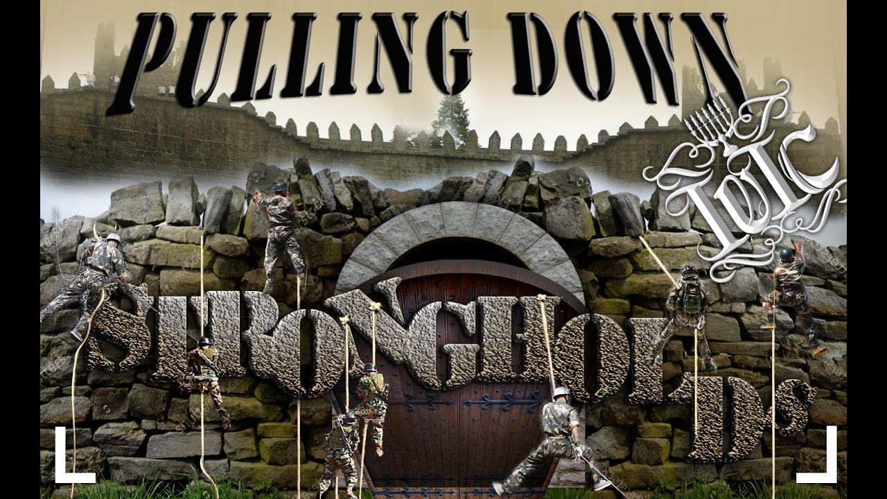 Payers to Pull down any strongholds in my life - The Key To Psalms