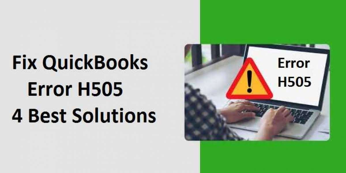 How do I eradicate QuickBooks error H505?