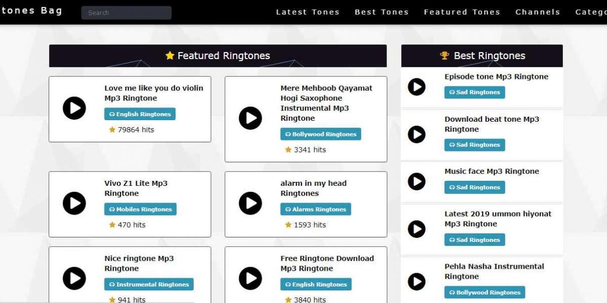 Download Ringtones 2020