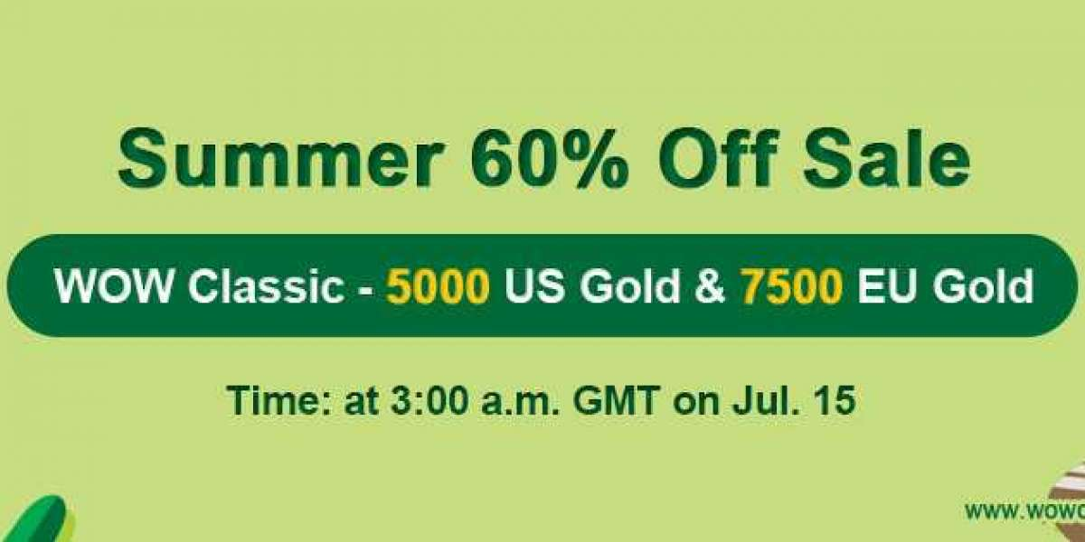 Don't forget Up to 60% off cheap gold on wow classic for WOW Classic Phase 5