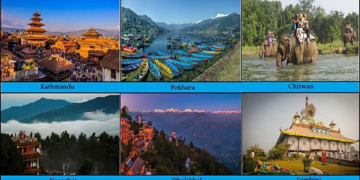 Gather all details about Nepal tour and enjoy your time there