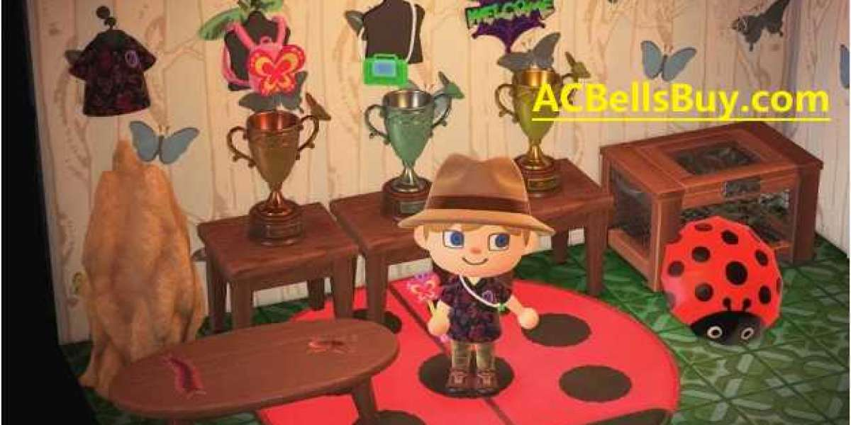 Animal Crossing's August Bug Off will take place this weekend