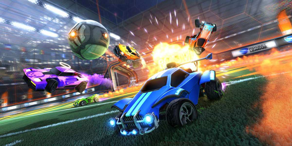 Rocket League supports cross-platform play across PS4
