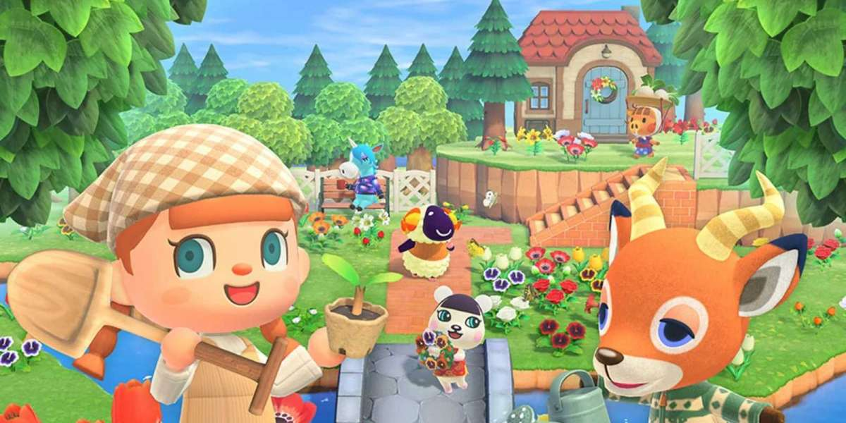 Animal crossing small animal strategy