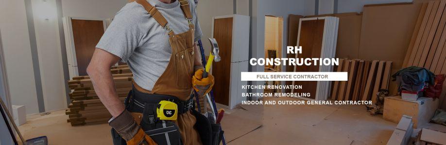 RH Construction USA Cover Image