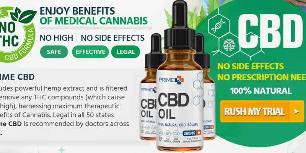 Prime RX CBD - Great Way To Challenge Your Mind!