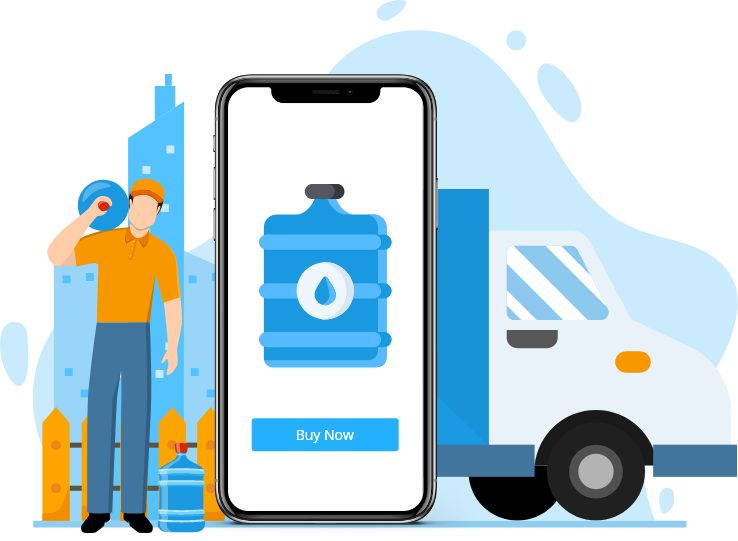 Water Delivery Business Software