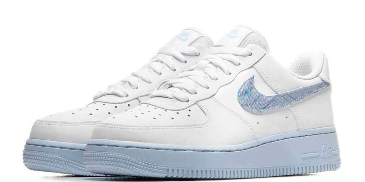 "Cheap Nike Air Force 1 Low ""Hydrogen Blue"" For Sale CZ0377-100"