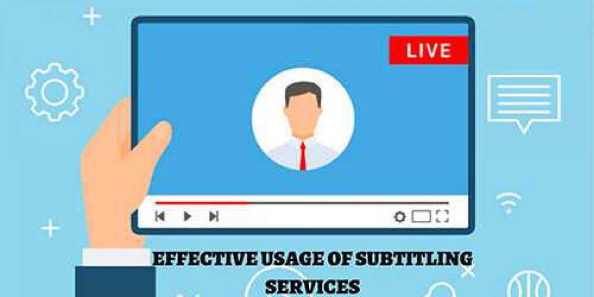 Benefits Of Online Subtitling Services