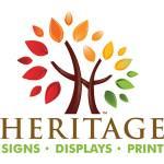 Heritage Printing, Signs  Displays Profile Picture
