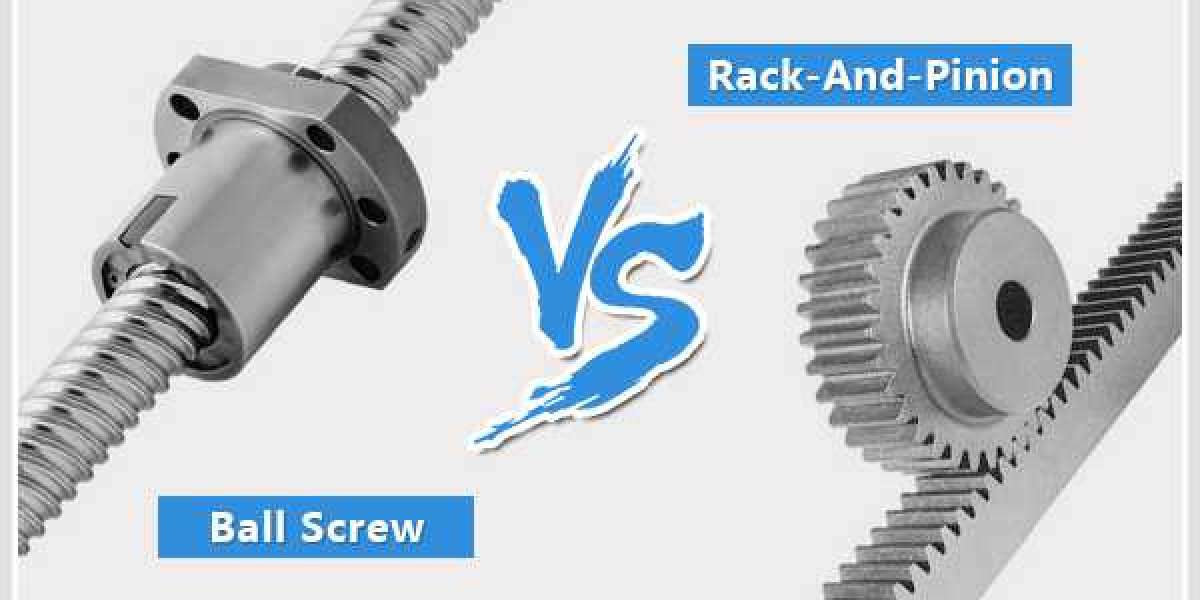 What's Better, Rack-And-Pinion Or Ball Screw?