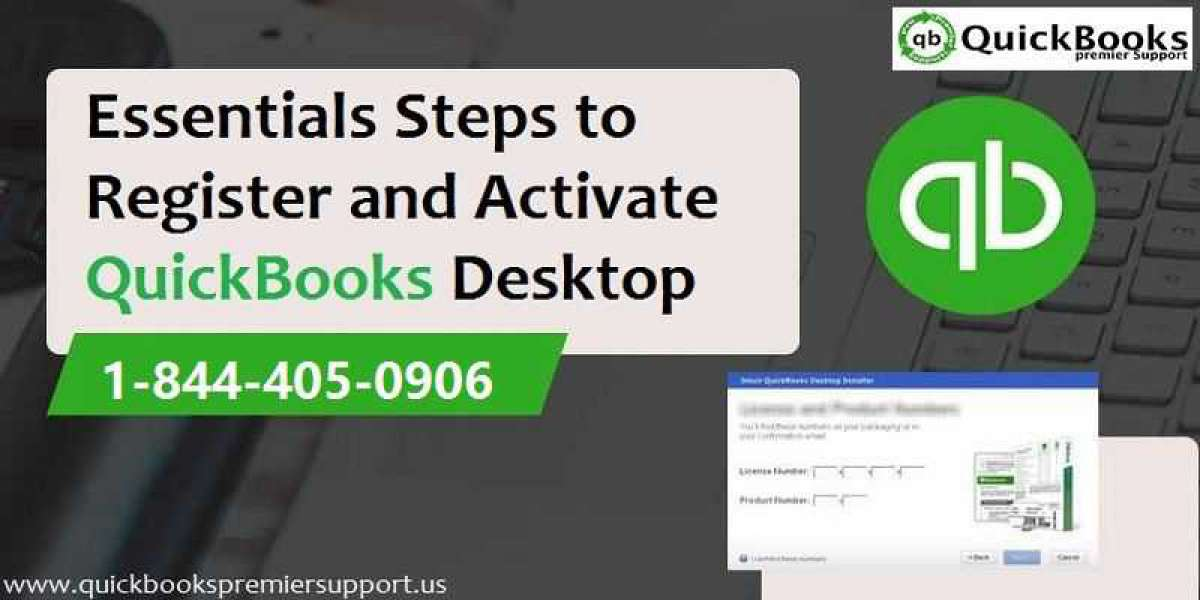 Learn How to Activate or Register QuickBooks Desktop