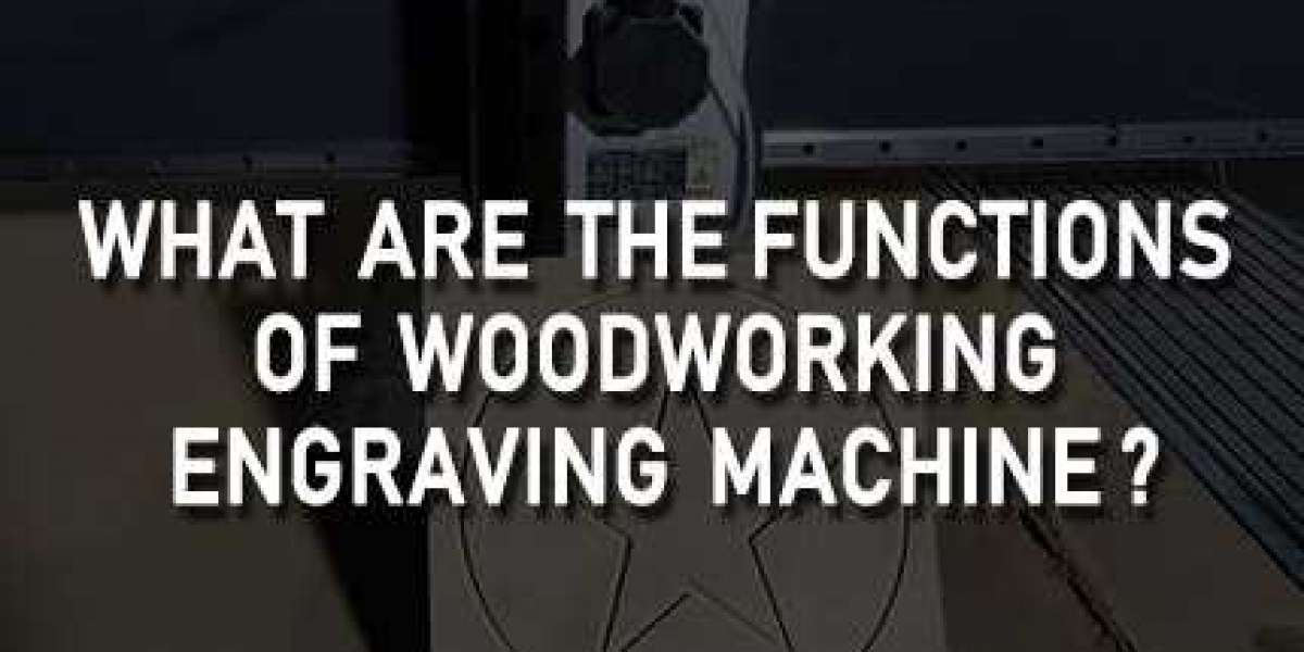 What Are The Functions Of CNC Woodworking Router?