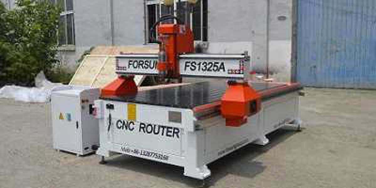What is A CNC Router Machine?