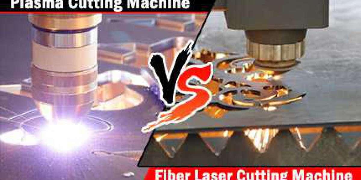 Plasma Cutting Machine VS Fiber Laser Cutting Machine