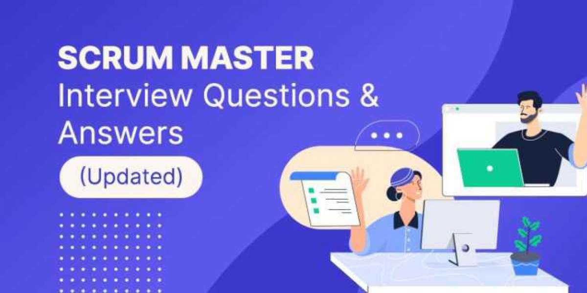 Scrum Master Interview Questions and Answers in 2021