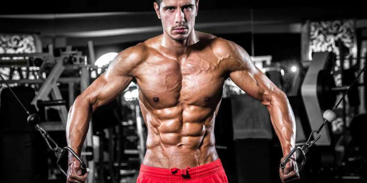 Cable chest workout for pecs of steel