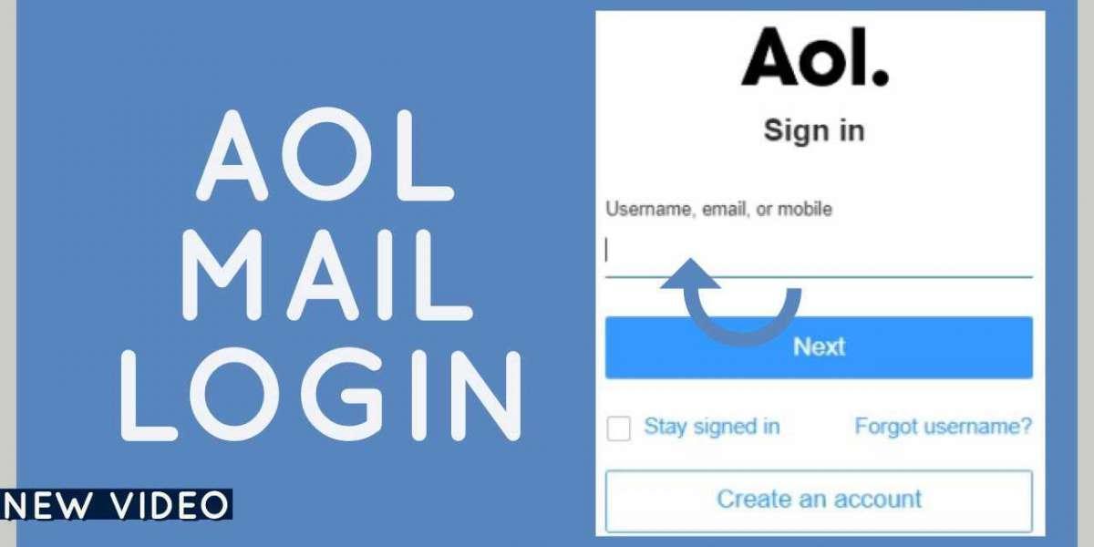 How do I access my Verizon AOL email account?