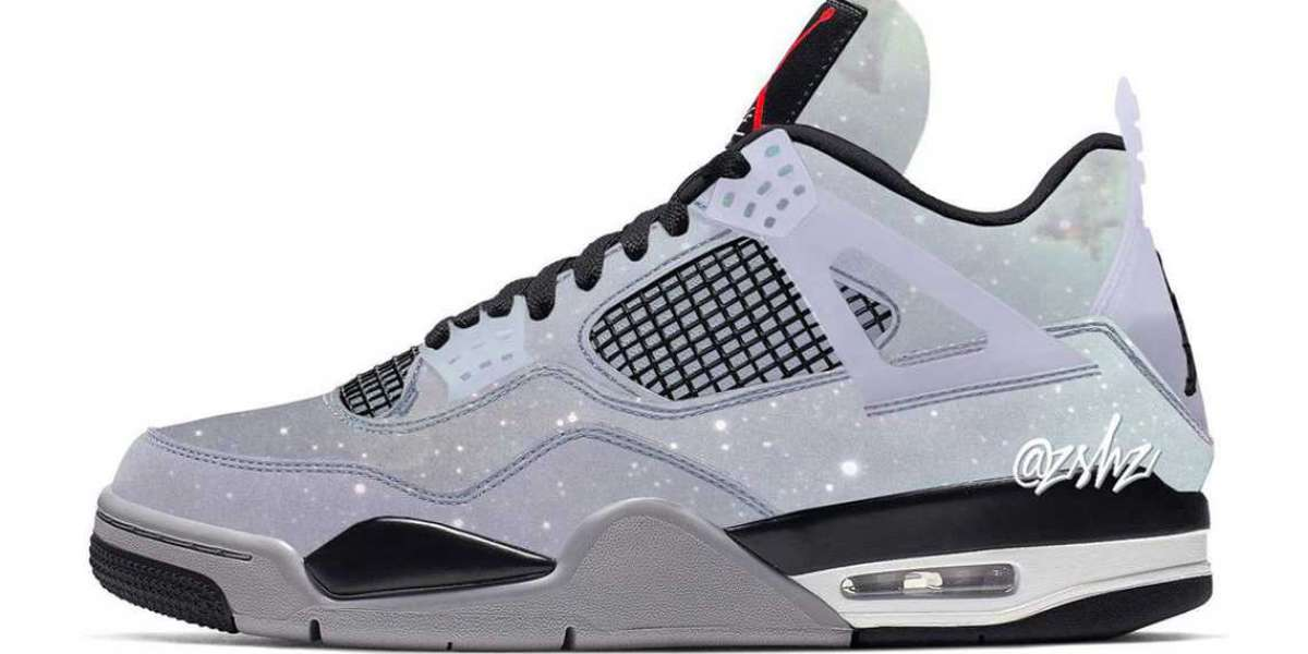 """DH7138-506 Air Jordan 4 """"Zen Master"""" will be released on March 19, 2022"""
