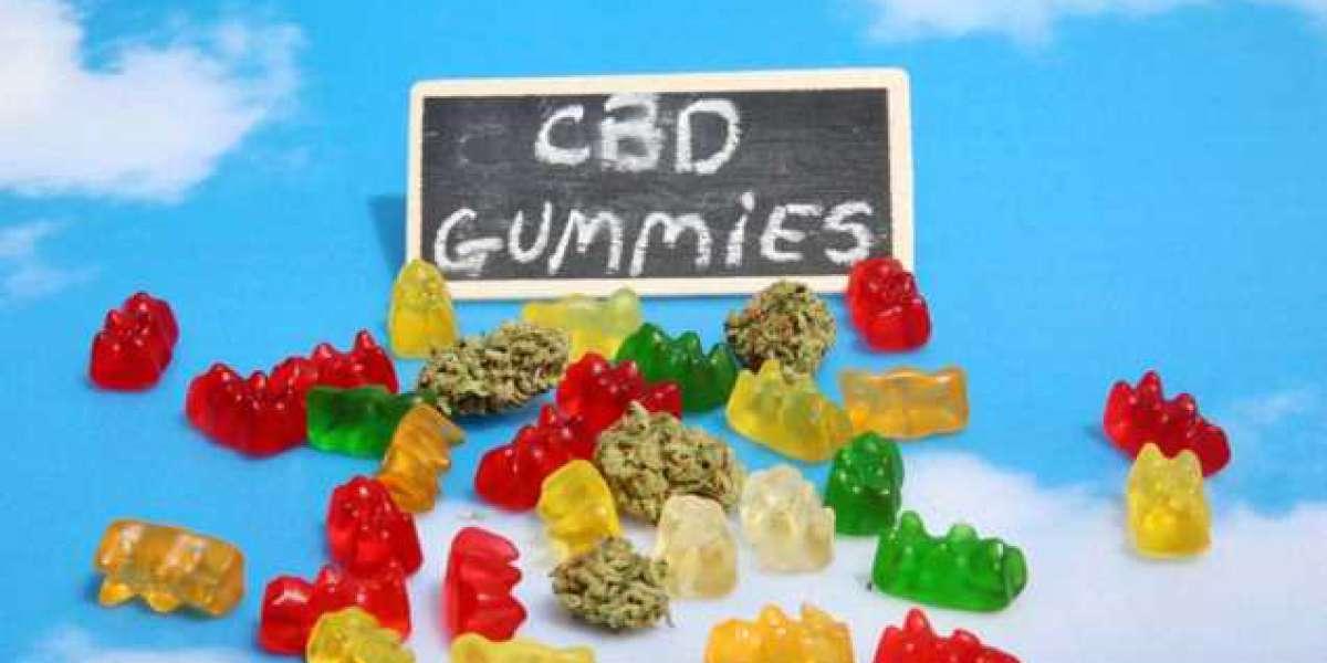 Benefits Of Dragons Den CBD Gummies UK?
