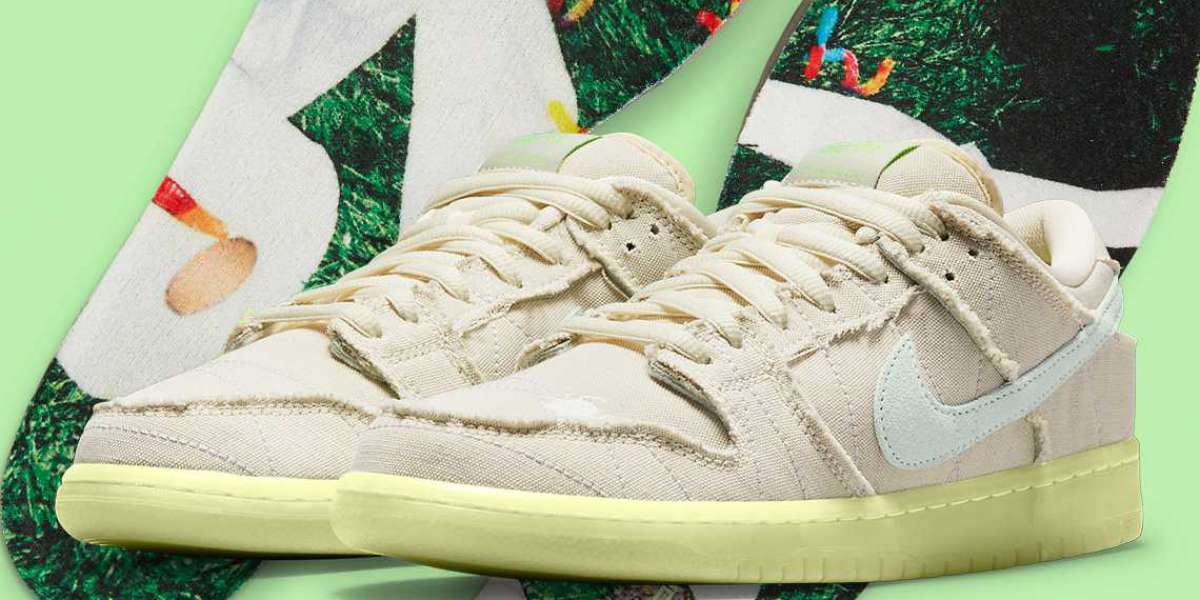"""DM0774-111 Nike SB Dunk Low """"Mummy"""" will be released on October 25"""