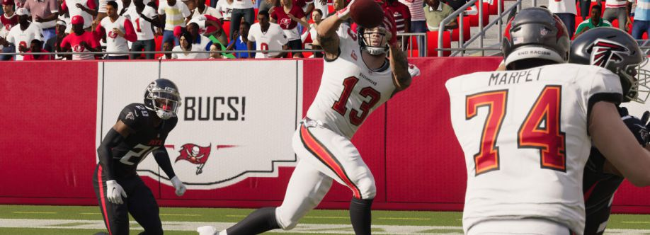 Madden players believe that the presentation is crucial Cover Image