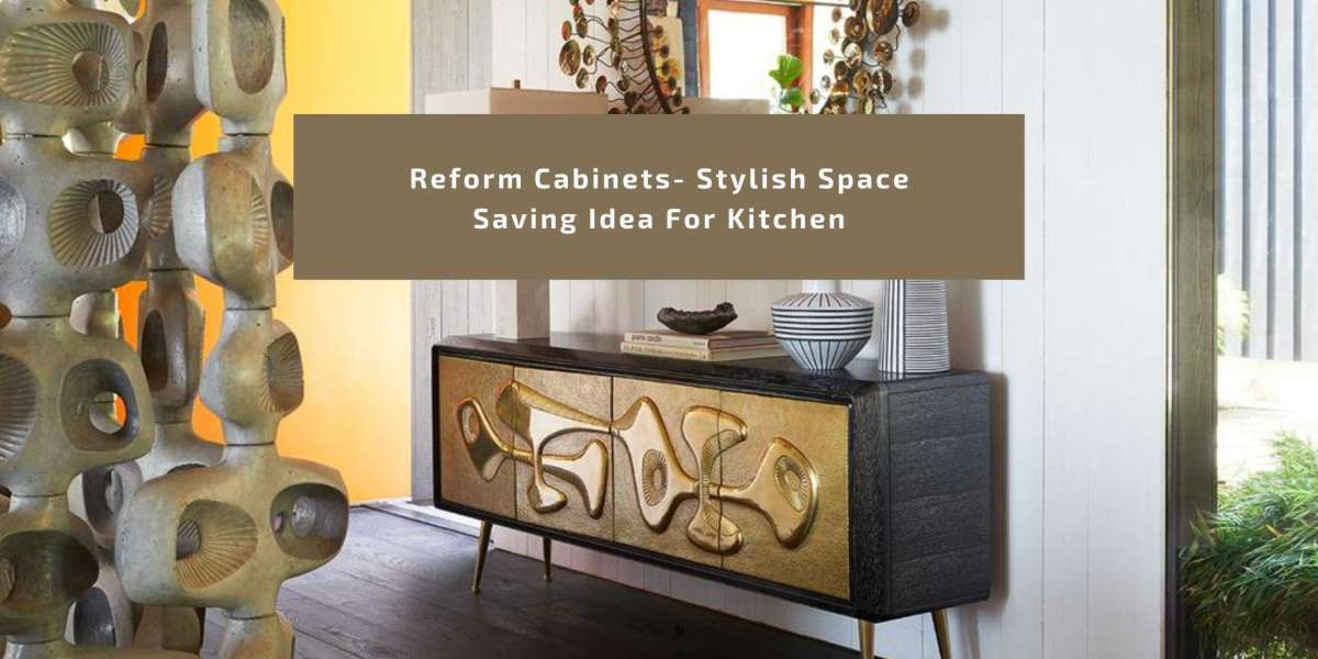 Reform Cabinets- Stylish Space Saving Idea For Kitchen
